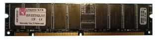 1 GB Kingston RAM ECC Registered SDRAM 133 MHz pro Intel SR1200